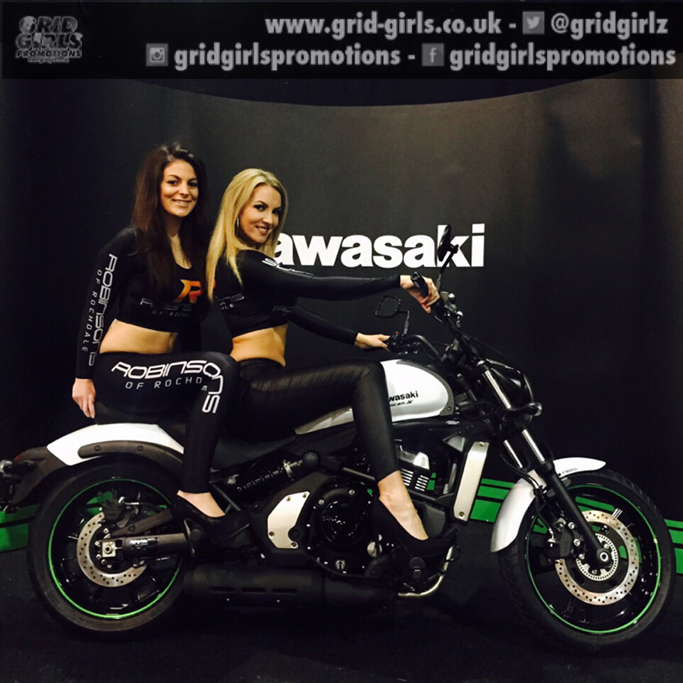 Robinsons of Rochdale at the Manchester Motorcycle Show 2015